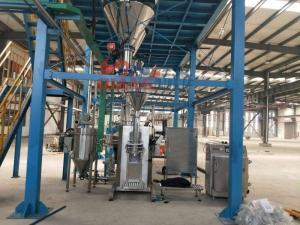 氧化铝包装机做到无尘及高效上海强牛机械为你解答