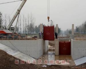 PGZ-2m*2m鑄鐵閘門價格