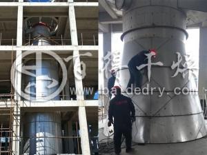 聚维酮k30干燥机  高聚物烘干设备