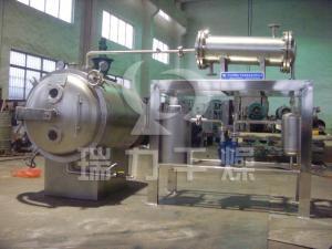 钠米孔绝热材料真空熏蒸机价格   钠米孔绝热材料真空熏蒸设备厂