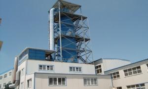 生姜粉食品行业喷雾干燥机 产品图片
