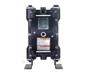 氣動隔膜泵QBY4-10/15LFFF鋁合金材質固德牌