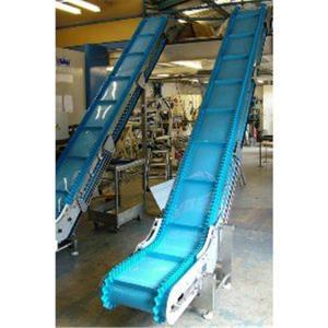 爬坡皮带输送机 皮带机 技术优势和特点