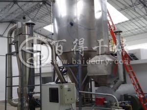 LPG-100型喷雾干燥机  离心喷雾干燥机