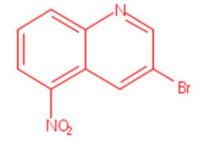 3-溴-5-硝基喹啉 CAS号:116632-33-8 现货优势供应 科研产品