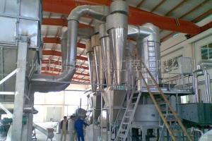 碳酸钙快速旋转闪蒸干燥机   新型环保
