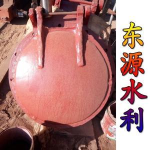 通用铸铁拍门结构和使用方法