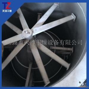 振动流化床干燥机的特点与应用