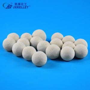 惰性瓷球 氧化铝瓷球 瓷球填料 陶瓷球特点