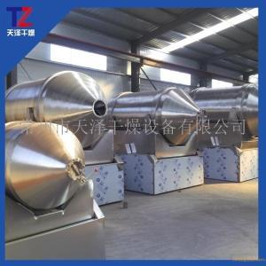 筒状二维运动混合机 肥料混合机 天泽牌小型工业用混合机