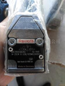 M3SEW6U3X420MG24N9K4力士樂電磁閥