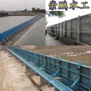 蓄水池水力自控翻板闸门使用寿命长,售后无忧