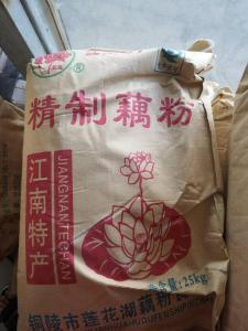 食品级藕粉厂家 食用级藕粉生产厂家 莲子藕粉