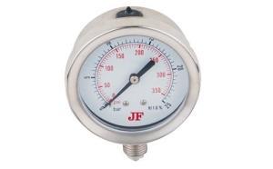 專業生產全不銹鋼壓力表