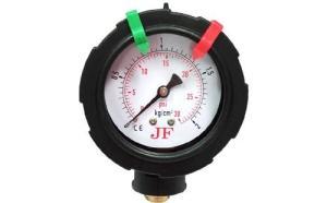 現貨供應電鍍過濾機專用壓力表