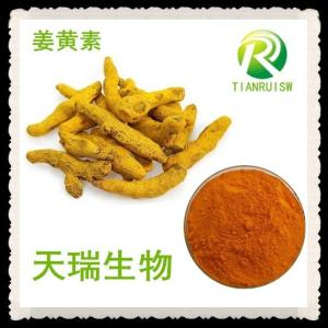姜黄素95% 天然姜黄提取物 源头厂家