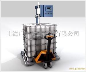 吨桶液下灌装机
