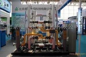 天然气井口气高压脱水装置