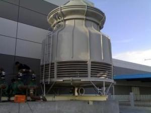 天津宝坻玻璃钢冷却塔厂家