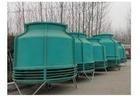 唐山冷却塔厂家/圆形逆流式玻璃钢冷却塔价格 产品图片