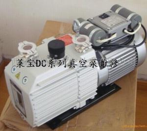 西安維修萊寶真空泵D8C/D16C旋片真空泵 維修包更換 真空度測試