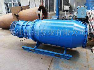 潛水軸流泵生產廠家天津凱潤泵業