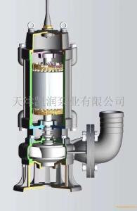 潛水排污泵選型