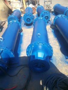 大流量高揚程礦用潛水泵說明