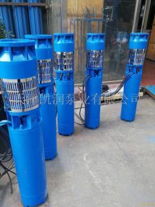 深井潛水泵選凱潤泵業產品