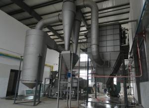 专业生产新型高岭土旋转闪蒸干燥机 产品图片