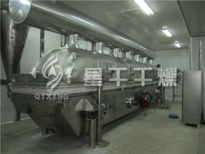 ZLG系列振动流化床干燥机,振动流化床干燥机,流化床干燥机 产品图片