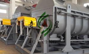 盐泥专用桨叶干燥机 产品图片