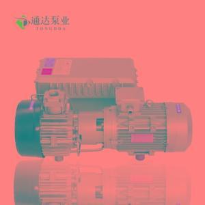 普旭真空泵XD-025旋片式真空泵真空包裝機貼合機雕塑機折頁機