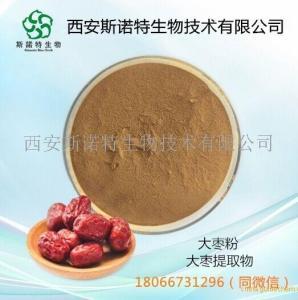 大枣粉   大枣多糖 50%   斯诺特  大枣提取物   药食同源原料     产品图片
