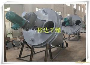 淀粉混合烘干生产线设备 单螺杆锥形混合干燥设备 彬达干燥
