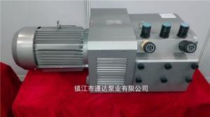 常州永盾氣泵 永盾風泵 永盾無油泵ZYBW-G型 ZYBW-80E旋片印刷機
