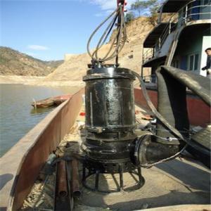 攪拌站潛水清淤泵-耐磨耐高溫泥漿泵廠家