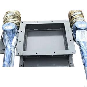 电动液压闸门&平板钢铁闸门