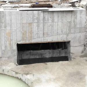专业生产液动下开式堰门