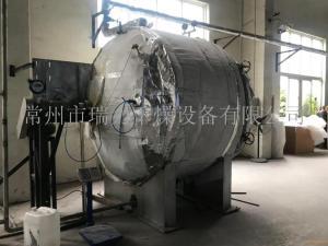 保温材料真空熏蒸机  保温材料循环式真空熏蒸机