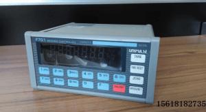 F701,F701-C,尤尼帕斯F701仪表