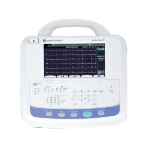 光电数字式心电图机型号报价 光电便携式心电图机价格 产品图片