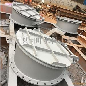 钢制拍门生产