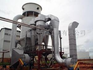聚合硫酸铁喷雾干燥设备 产品图片