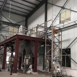 上海强牛机械 大袋卸料站 大袋拆包机 大袋投料站 厂家直销