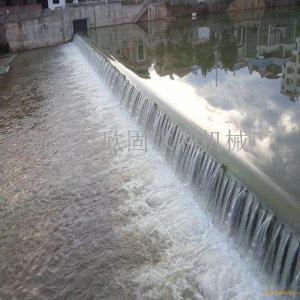 大型翻板坝厂家 翻板闸坝 产品图片