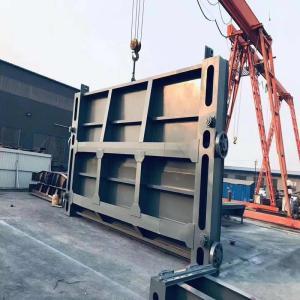 钢闸门 钢制闸门型号齐全 耐水压钢闸门