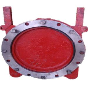 明杆式镶铜铸铁圆闸门