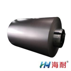 厂家直供1.0mm厚海耐覆膜钢板纳米隔热彩铝板可定制