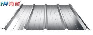 海耐PSP钢塑复合瓦防火建材化工厂屋面防腐瓦